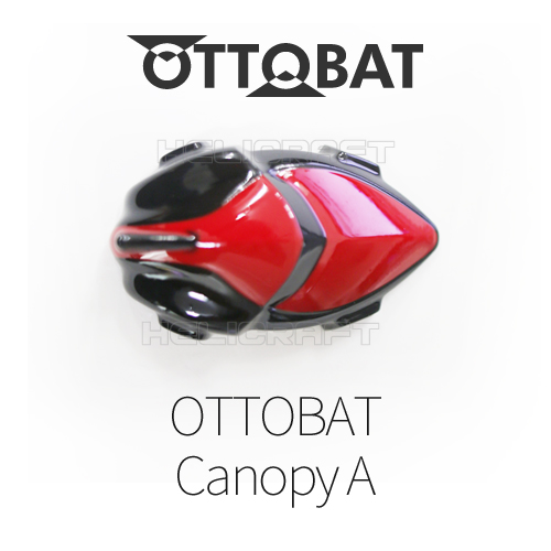 OTTOBAT Canopy A (RED) [CG031-3]