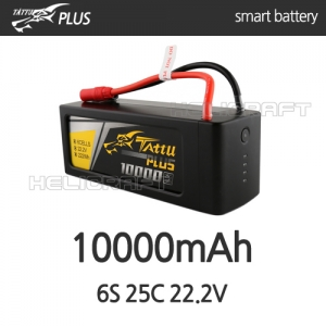 [TATTU PLUS] 10000mAh 6S 25C 22.2V - 강력추천!!