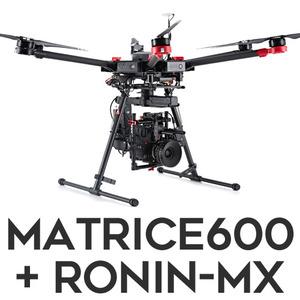 [입고완료][DJI] MATRICE600 + RONIN MX | 매트리스600 + 로닌 MX