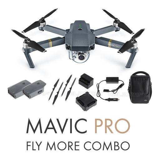 [예약판매][DJI] MAVIC PRO FLY MORE COMBO | 마빅 | 매빅 | 콤보