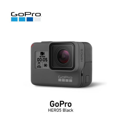 [예약판매][GoPro] HERO5 Black (GO097)