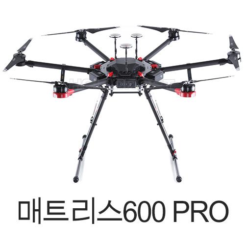[예약판매][DJI] 매트리스600 PRO | MATRICE 600 PRO