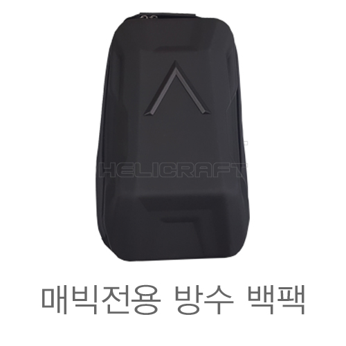 [입고완료][DJI] 매빅 전용 방수 백팩(스타일) | Waterproof Professional Waterproof BackPack of DJI Mavic