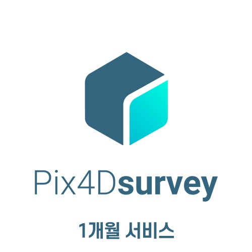 [Pix4D] Pix4Dsurvey Monthly | 1개월 서비스 헬셀