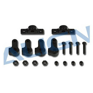 [Align] 450 Scale Fuselage Control Arm Set(Airwolf Scale Body)