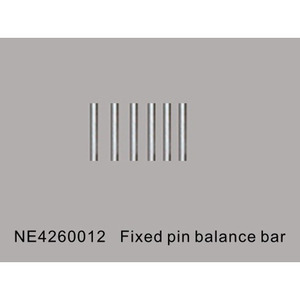 Fixed pin balance bar (NE4260012)
