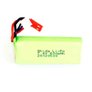 [Black Hawk] 600mAh 7.4V Battery set (NE480105)