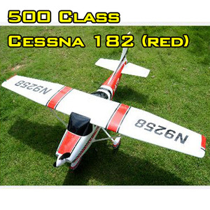 Beginner series - 500 Class Cessna 182(red)