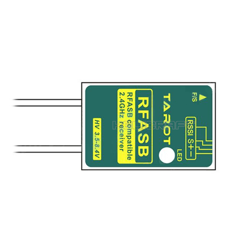 [TR] Futaba FASST Compatible Receiver(RFASB/S-BUS)