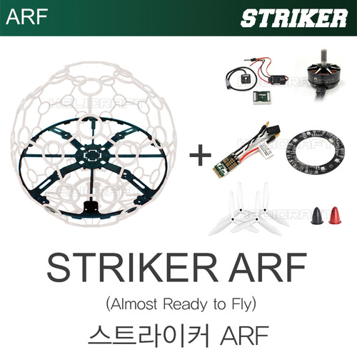 [CYNDRONE] STRIKER ARF (Almost Ready to Fly) | 스트라이커 | 드론축구