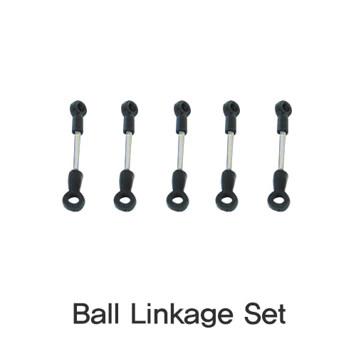 [지니어스 CP] Ball linkage set (HM-Genius CP-Z-06)