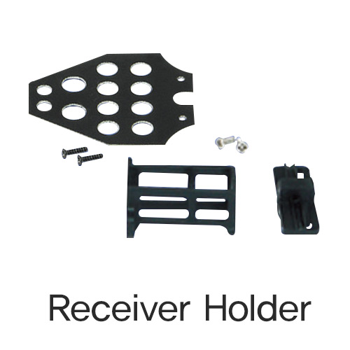 [지니어스 CP] Receiver holder (HM-Genius CP-Z-17)