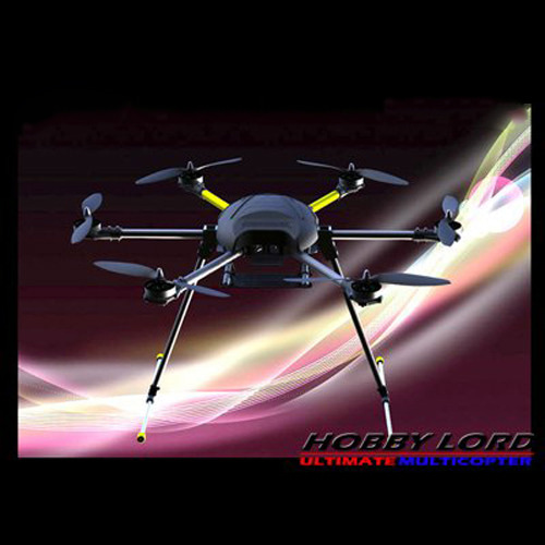 [HobbyLord] BumbleBee F820 HexaCopter Pure Kit