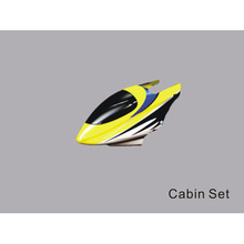 (솔로프로)Cabin Set V2 (Yellow) (NE4260014)