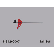 (솔로프로)Tail Set (Red) (NE4260007) - upgrade