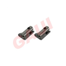 [207030] H255 CNC Tail Rotor Grips(Titanium anodized)
