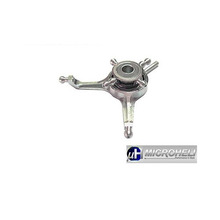 [MH] Precision CNC Aluminum Swashplate SE for Blade mSR(Silver)