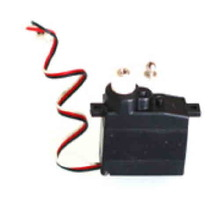 [Black Hawk] lock tail servo(outlet wire extended) (NE480104)