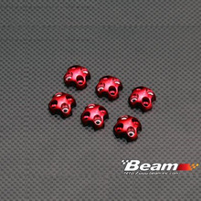 [BEAM] MR Motor Prop' Adaptor Ring(M2.5Hole/6pcs/Hexa) for ST4708 - 추천!